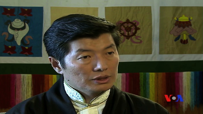 VOA Exclusive Interview with Sikyong Lobsang Sangay