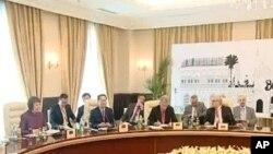 伊朗與世界六強國就德黑蘭核項目的談判進入第二天