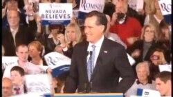 2012-02-05 粵語新聞: 羅姆尼贏得內華達州黨團會議選舉