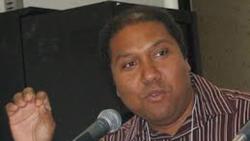 Luis Botello conversa sobre la libertad de prensa