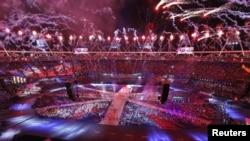 Lễ bế mạc Olympic London 2012