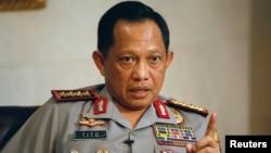 Kapolri Jenderal Tito Karnavian (Foto: Reuters).