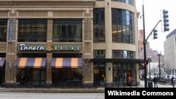 Salah satu gerai 'Panera Bread' di kota Chicago, AS. (Foto: Wikipedia)
