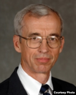 Paul R. Pillar, Photo Courtesy, Georgetown University