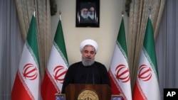 İran prezidenti Həsən Ruhan