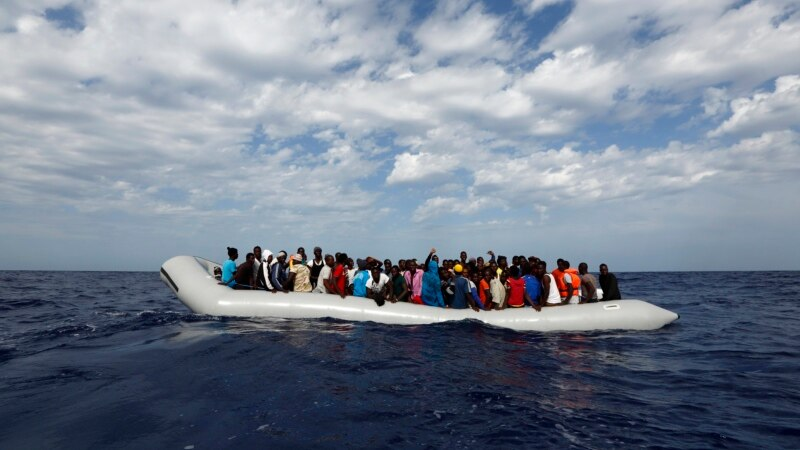 More Women Trying Perilous Mediterranean Crossing