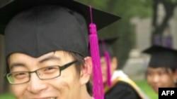 Số sinh viên Trung Quốc ghi danh theo học các trường đại học Mỹ đã tăng vượt bực trong mấy năm gần đây
