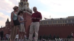 American Families Visit Russia with Adopted Children