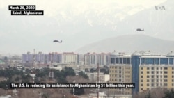 Afghans React to US Aid Cut, Political Impasse