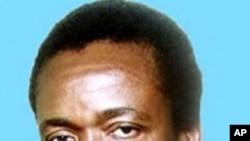 Zimbabwe Information Minister Webster Shamu
