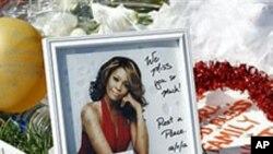 အဆိုေတာ္ Whitney Houston စ်ာပန