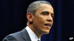 آمادگی رئیس جمهور اوباما برای خطابۀ سالانه به کانگرس