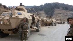 نیروهای افغان از سه روز به اینسو برضد داعش در ولسوالی کوت ننگرهار می جنگند.