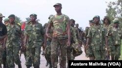 AS menuduh pemberontak Uganda, Pasukan Demokratik Bersatu (ADF) menarget anak-anak dalam konflik bersenjata (foto: dok).