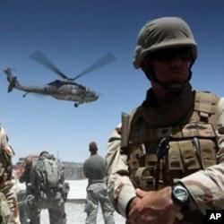 'افغانستان سے امریکی فوجوں کا جلد انخلا ترقی کو متاثر کرسکتا ہے'