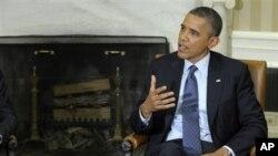 美国总统奥巴马6月8日在白宫