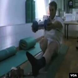 Scena iz filma snimljenog u Bosni 1998
