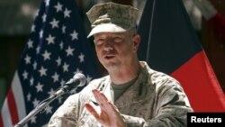 امریکی فوج کے کمانڈر جنرل جان ایلن