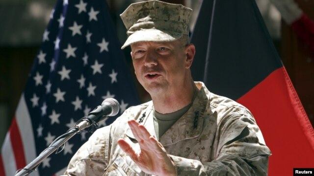 El General John Allen ha sido exonerado en la investigación relacionada con el escándalo que provocó la renuncia del director de la CIA, David Petraeus.
