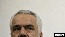 Iran's Vice President Mohammad Reza Rahimi (file)