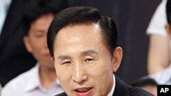 سهرۆکی کۆریای باشور لی میۆنگ باک، (ئهرشیفی وێنه)
