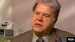 晚期墮胎醫生羅伊卡爾哈特﹐最近接受美國之音記者專訪