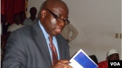 Counselor Jerome Kokoya