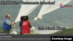 미 중서부 콜로라도 주에 본부를 둔 북한 인권 단체 '서울 유에스 에이'(Seoul USA) 웹사이트.