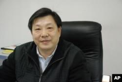 中山台商協會秘書長葉律松