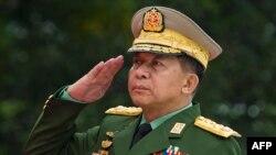 جنرلمن آنگ لینگ (فائل فوٹو)