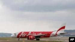 កម្រងរូបភាព៖យន្តហោះដឹកអ្នកដំណើរ Air Asia បានបាត់