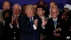 美国共和党总统候选人川普