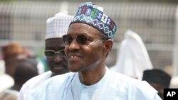 Muhammadu Buhari, daya daga cikin masu neman takarar shugabancin jam'iyyar APC.