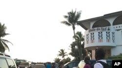 Grand Bassam Resort Ivory Coast wurin da aka kai hari jiya Lahadi