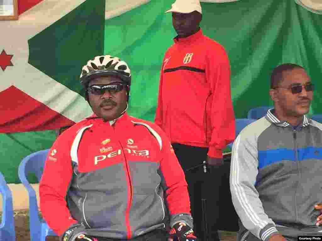 Burundi Pedal For Peace