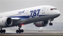 نخستين پرواز تجاری هواپيمای بوئينگ ۷۸۷
