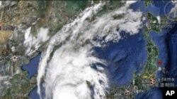 [안녕하세요. 서울입니다] 한국을 휩쓸고 지나간 태풍 '곤파스' 비보다는 바람 피해가 컸다.