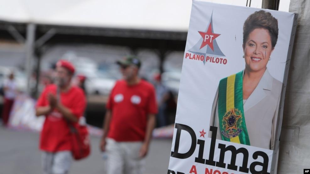 Roussef para Senatit; vazhdon procesi për shkarkim