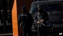 د مراکش پولیس