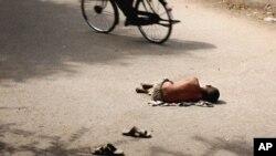 26 غریب ترین افریقی ممالک سے زیادہ غریب بھارت میں: رپورٹ
