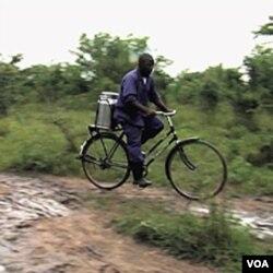Frederick K. Day, humanista: Najbolji bicikl je onaj kojim majka lakše dolazi do hrane da prehrani djecu