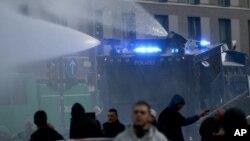 Один из митингов правых экстремистов в Германии (архивное фото)