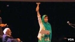 Malala Yousafzai nhận giải thưởng Sakharov về Tự do Ngôn luận của Liên hiệp Âu châu