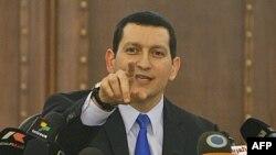 Portparol Ministarstva inostranih poslova Sirije Džihad Makdeši