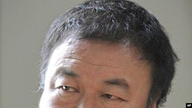 Chinese artist Ai Weiwei (File)