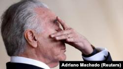 Solo el Congreso de Brasil puede autorizar la formulación de cargos a un presidente en funciones.