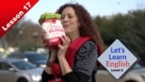 Let's Learn English - Level 2 - Lesson 17: Flour Baby, Part 1