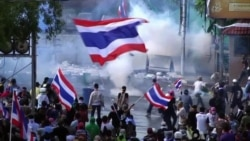 Thailand Political Deadlock Continues As Protests Turn Violent