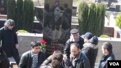 Elmar Hüseynov anılıb