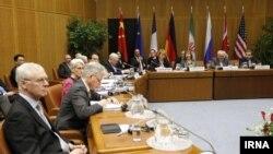 مذاکرات ایران با پنج+ یک در وین